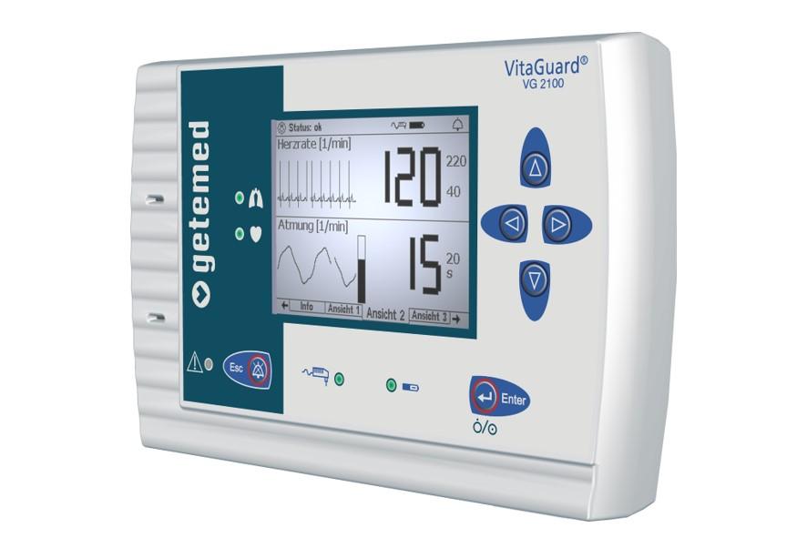 Getemed Vitalmonitor VitaGuard 2100