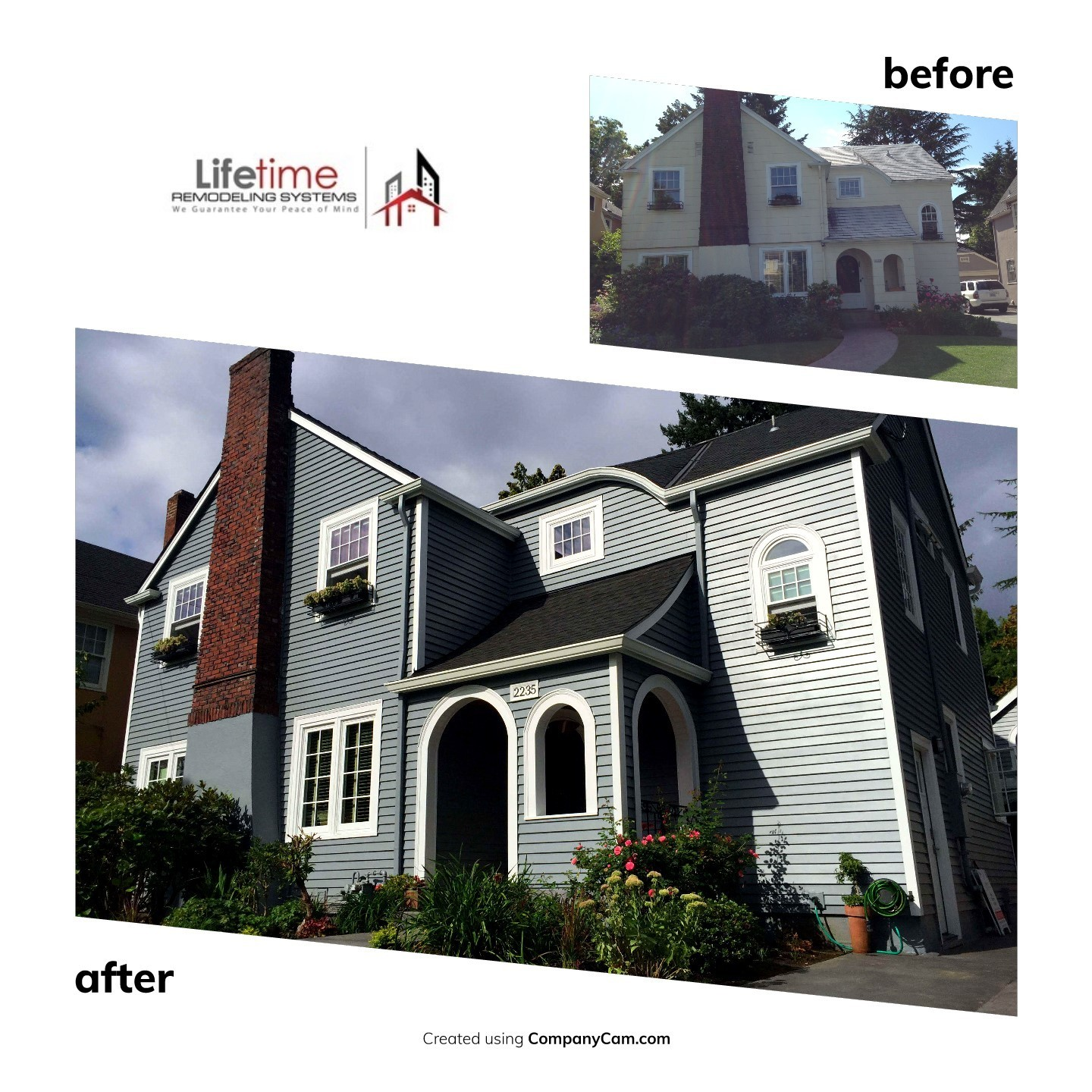 Craftsman Renovation Lifetime Remodeling Systems