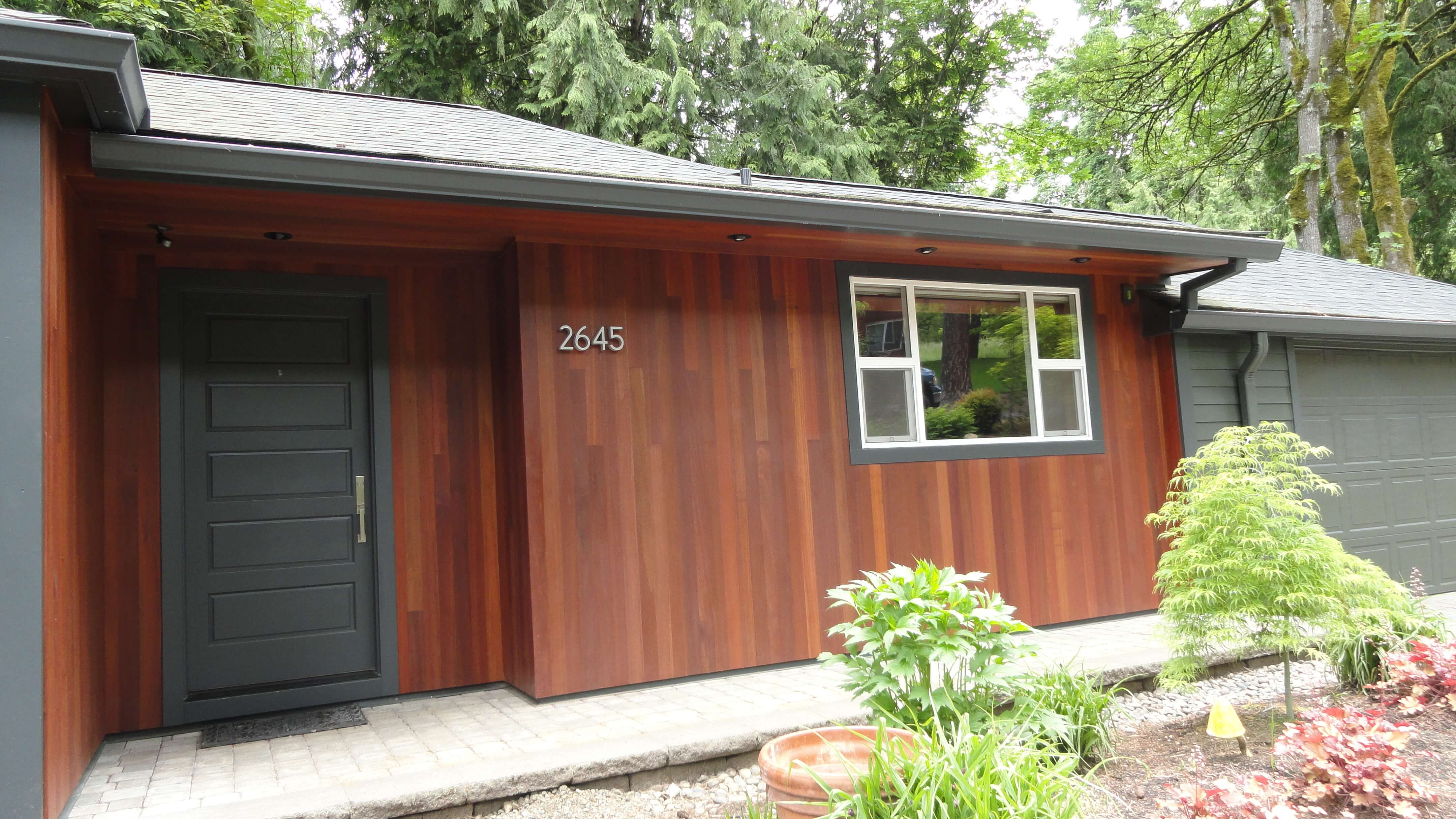 Portland Siding Experts | Contemporary Remodel