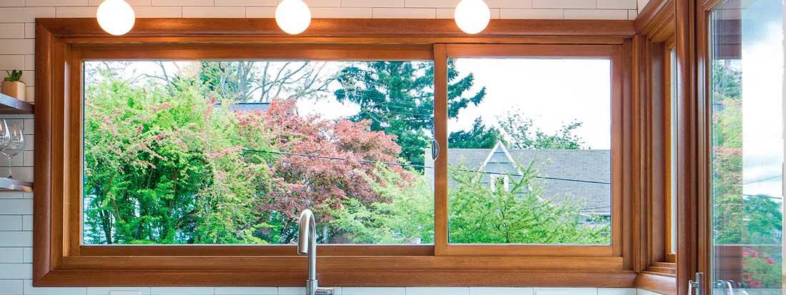 Composite windows Portland