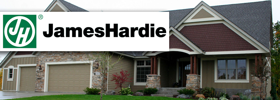 James Hardie  Siding Lifetime Remodeling