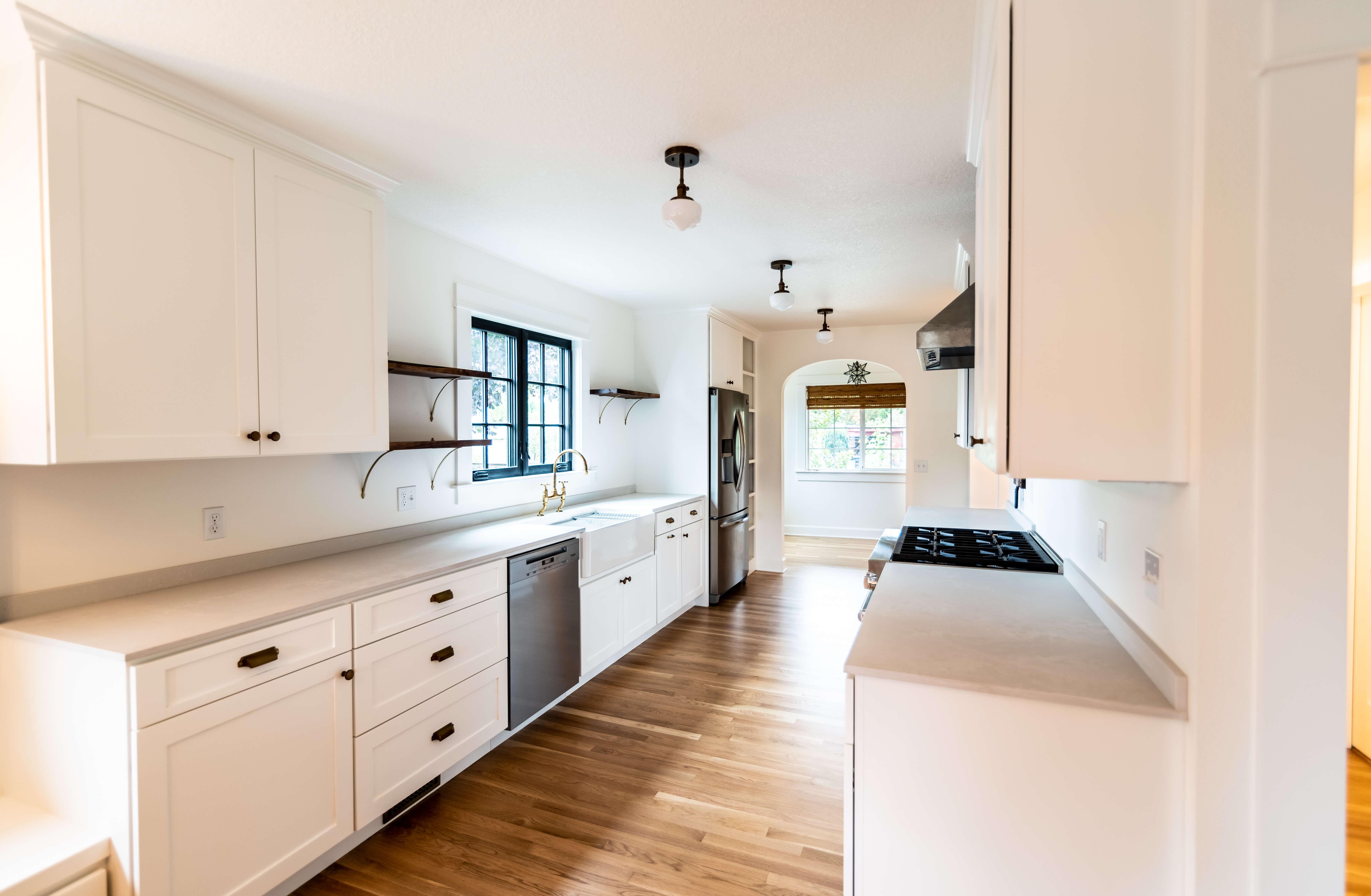 Full Kitchen Remodel Portland Oregon