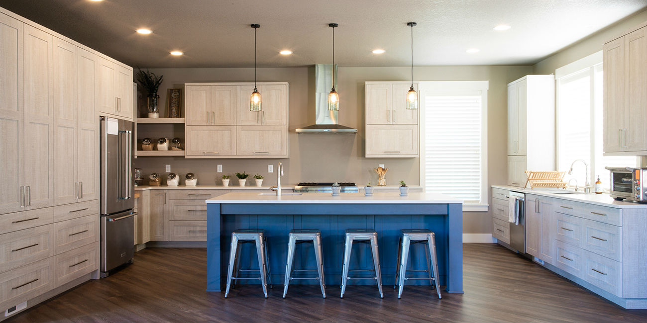 BELLMONT CABINETS CUSTOM FEATURE LAZY SUSAN