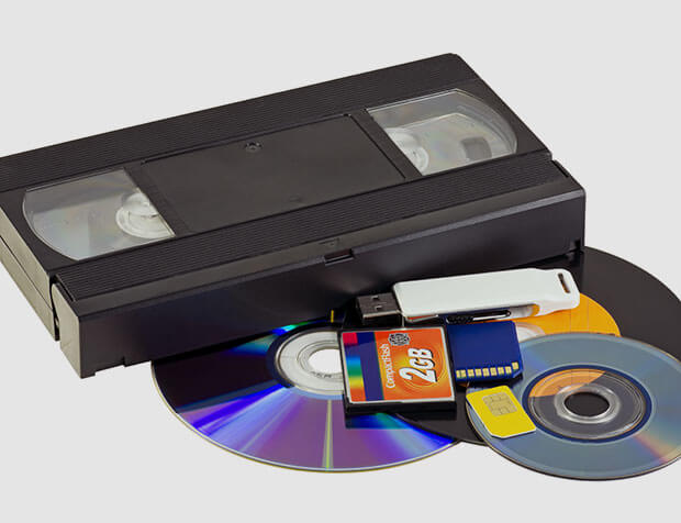Find our more about our video transfer services