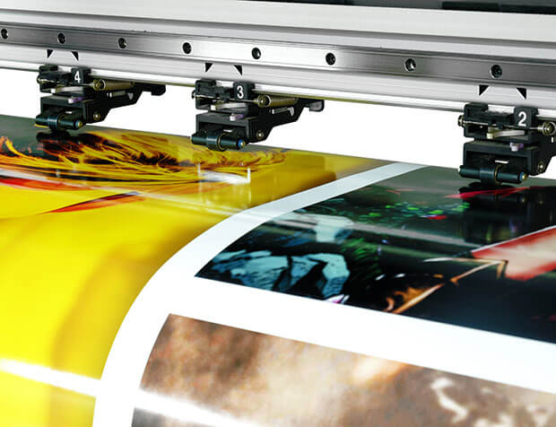 Find our more about our printing services