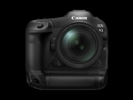 Canon EOS R3 Body with Lens