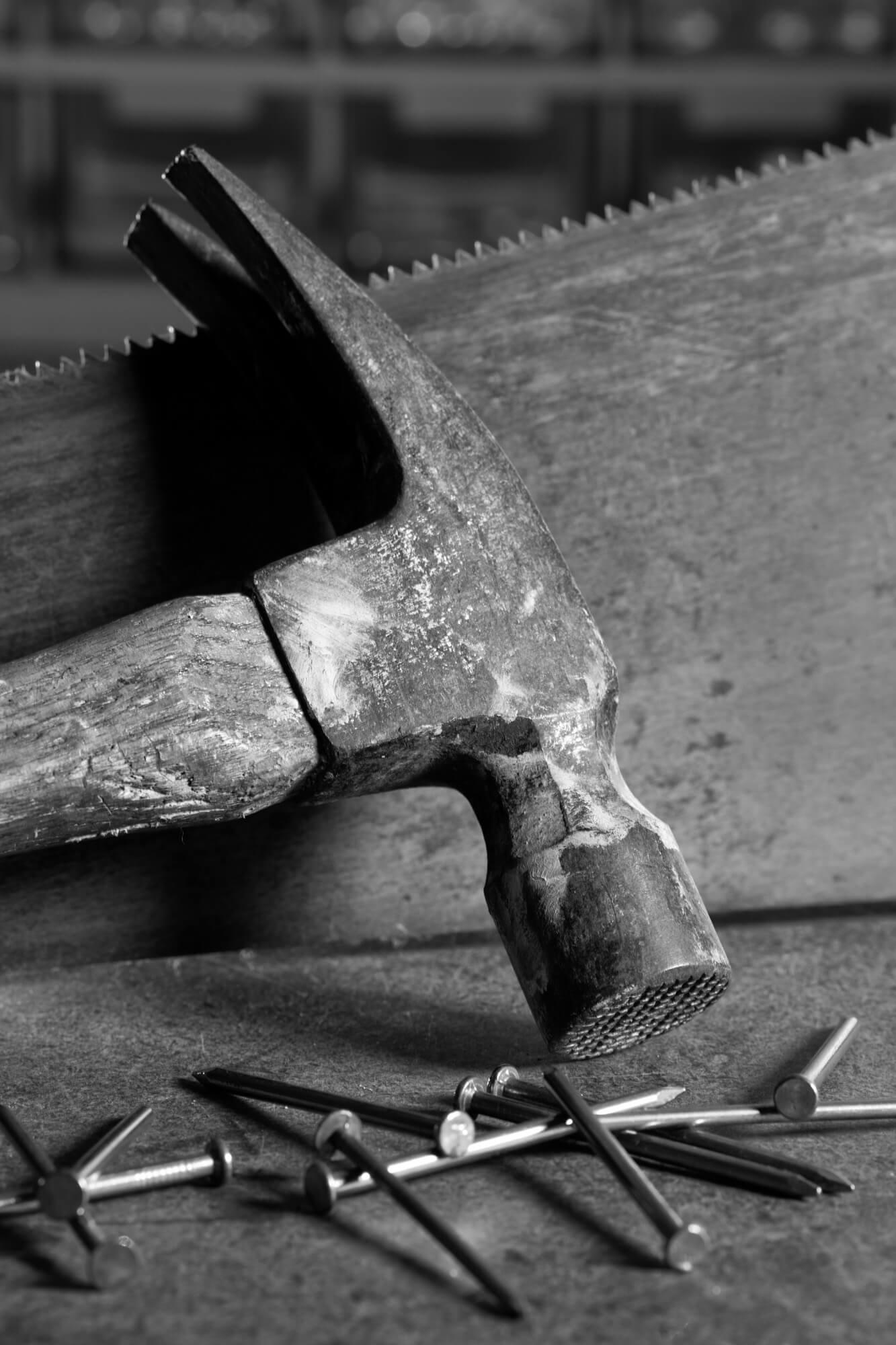 Hammer & Saw