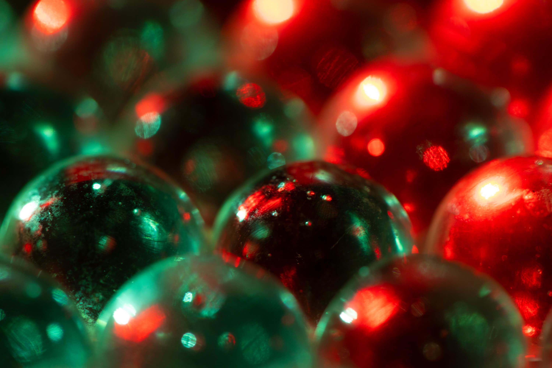 Glass Balls Example #1