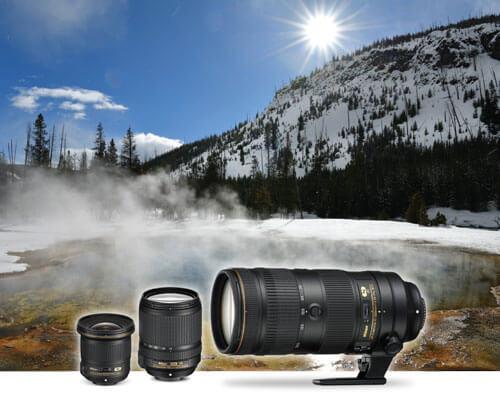 Nikon DSLR Lenses