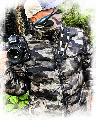 Delta Camera Sling