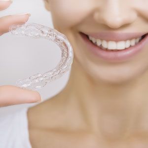 straight teeth with Invisalign braces