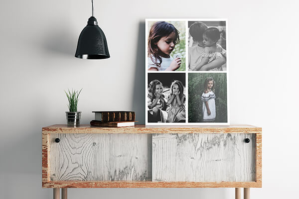 collage prints & posters