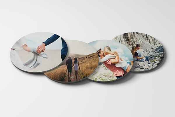 Custom Photo coasters