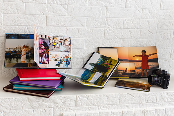 photo books, calendars & cards