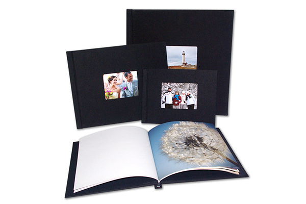 Single Sided Prestige Photo Books