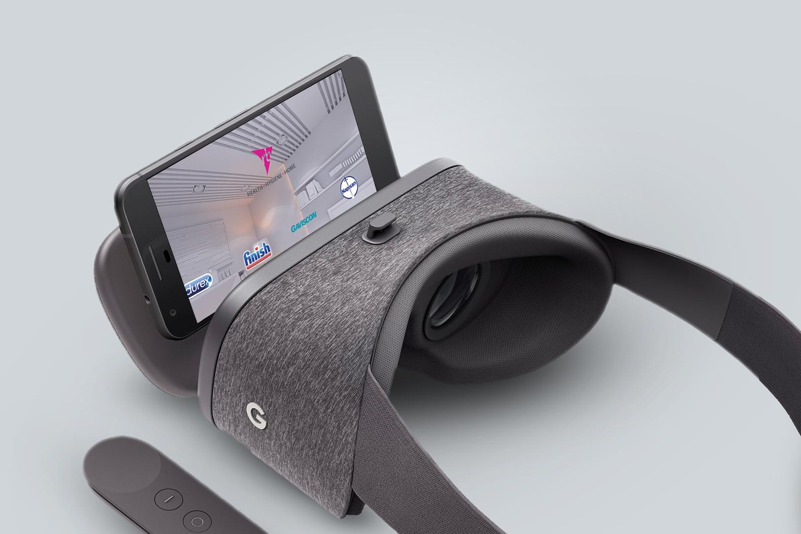 VR Experience Reckitt Benckiser