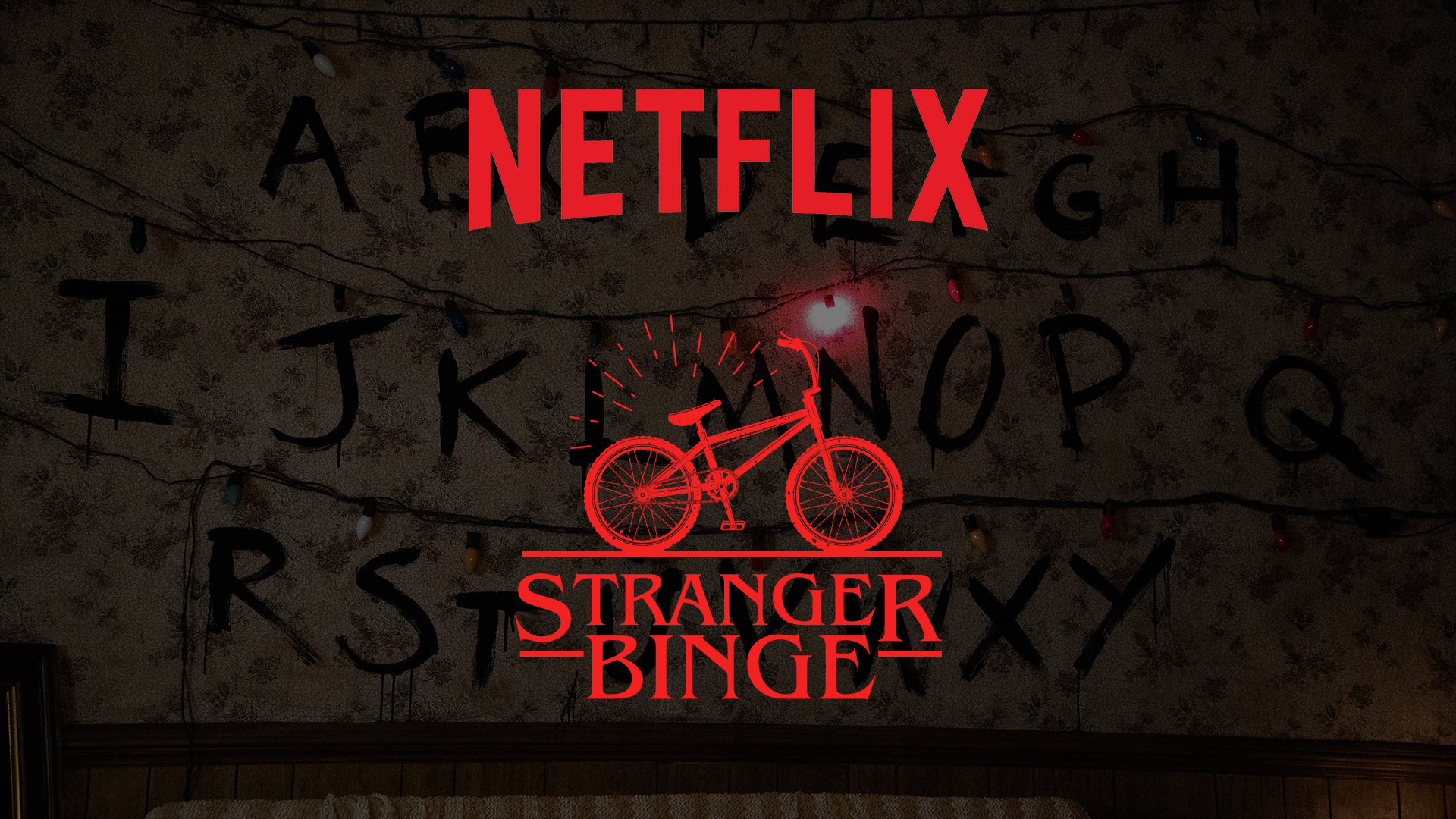 On the occasion of the debut of the second season of Stranger Things, Netflix Italia organized a special event for all the fans of the acclaimed TV series: a nine-episode ride to watch the adventures of Hawkins's boys.