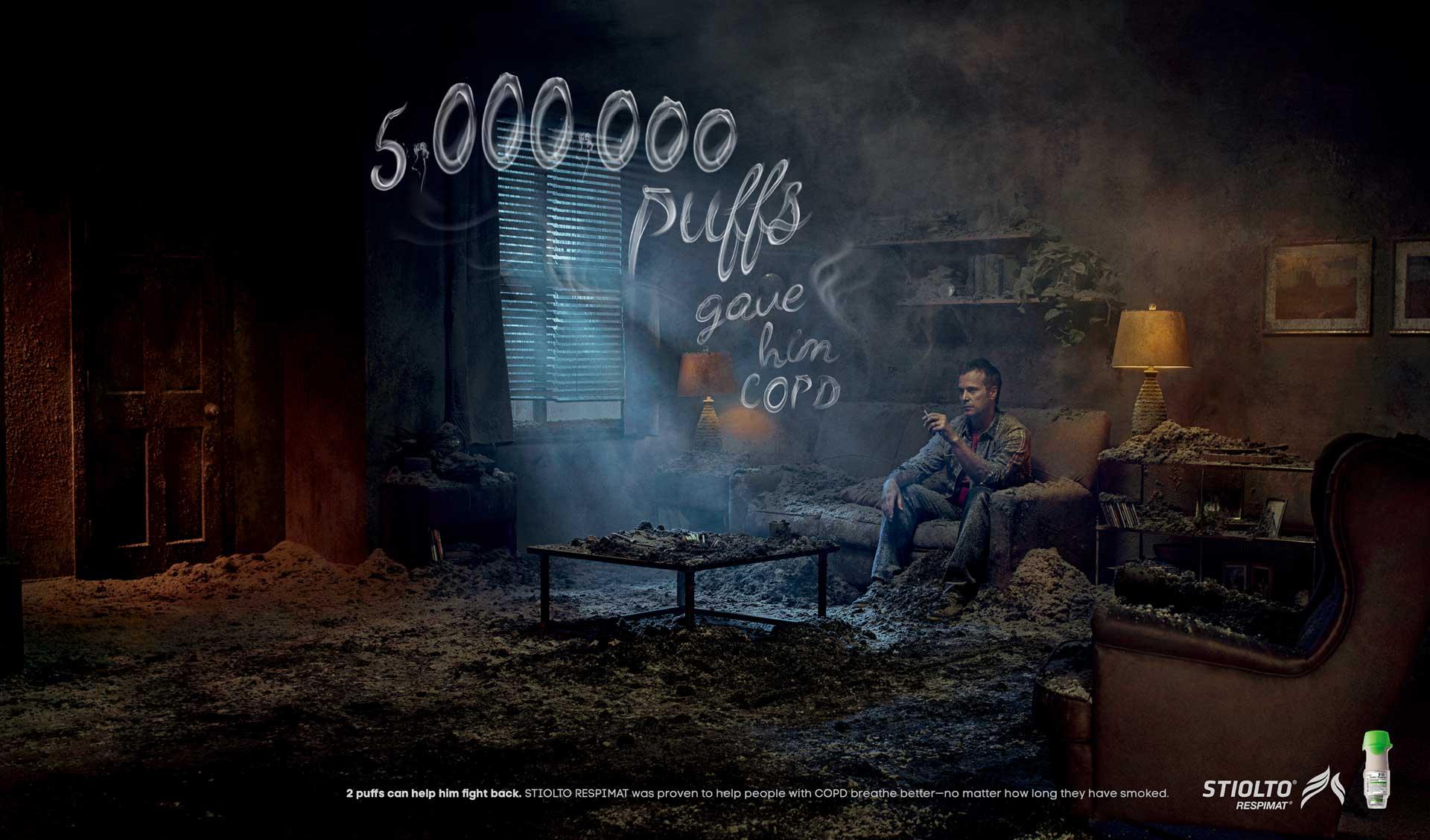 5 million Puffs