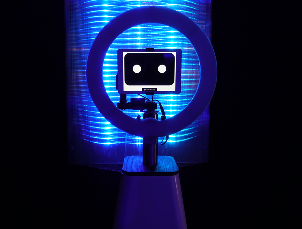 The robotic platform for the event industry
