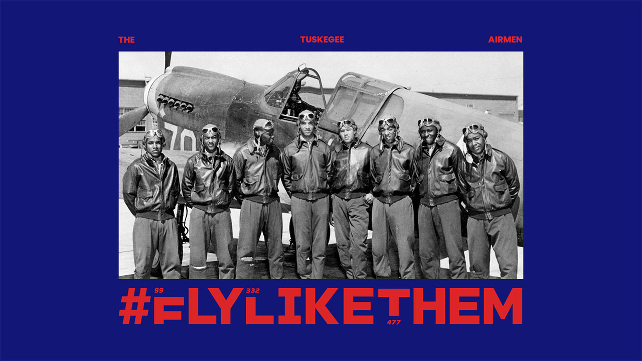 The #FlyLikeThem campaign will highlight stories of the airmen via social channels with acclaimed documentary 'Double Victory' and all-new resources from TBWA\CHIAT\DAY NY available online