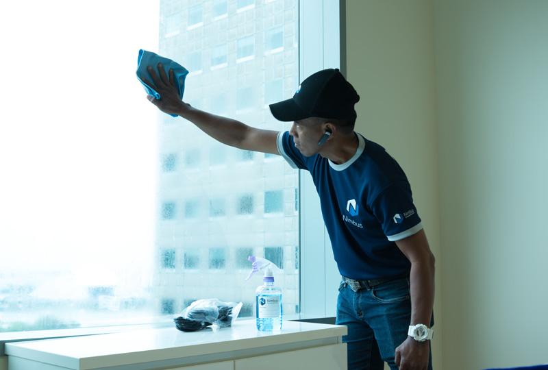 Nimbus Professional Cleaning Workforce