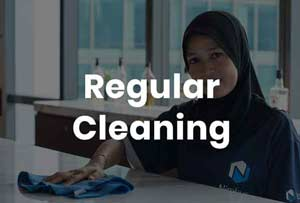 Nimbus Regular Cleaning Services