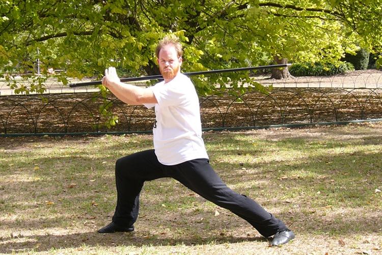 Shaolin Pole