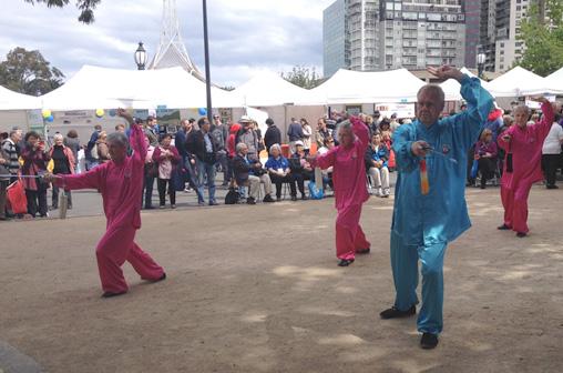 TCA supports Victorian Seniors Festival again