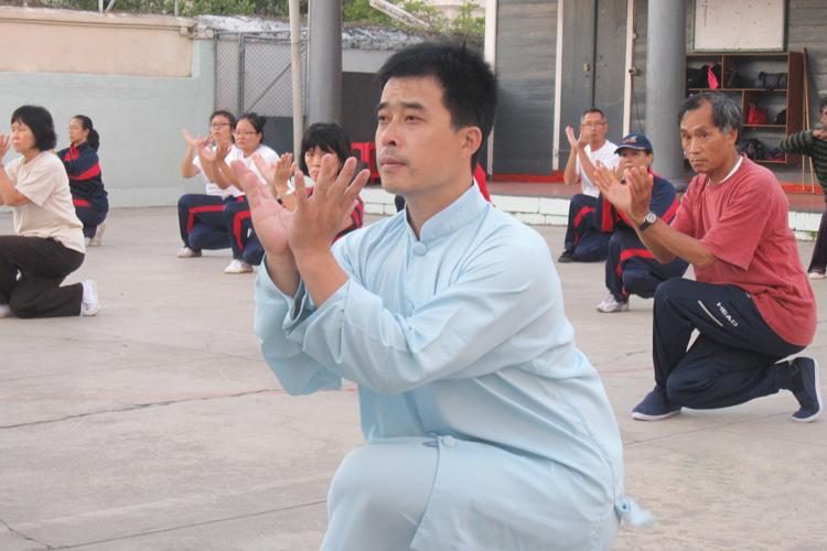 TCA Annual Health Qigong Masterclasses a great success