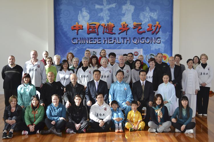 Health Qigong Flourishes in Oceania