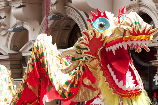 Celebrate the Chinese New Year with TCA