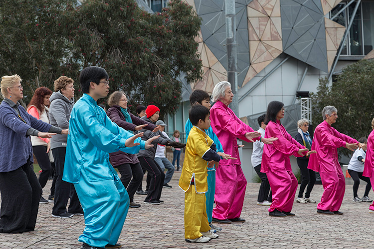 Effects of Health Qigong and Parkinsons Disease