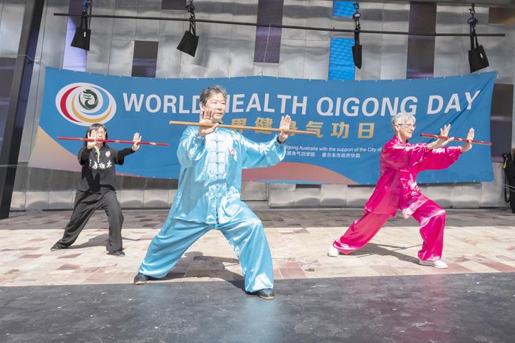 TCA begins Health Qigong classes
