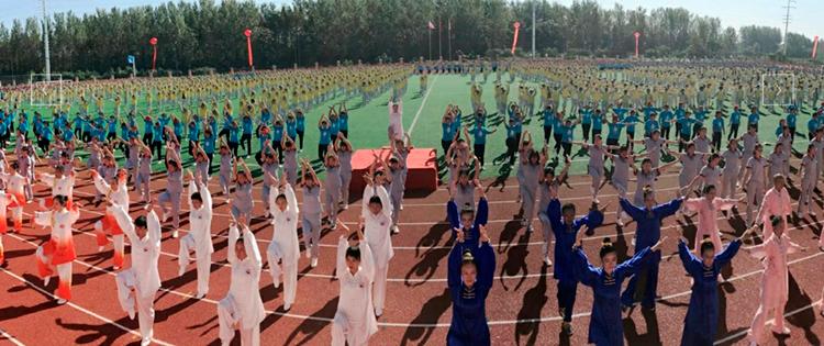 TCA hails 2nd Annual World Health Qigong Day as a huge success