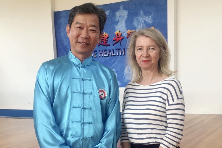 Tai Chi Australia interview on Radio National