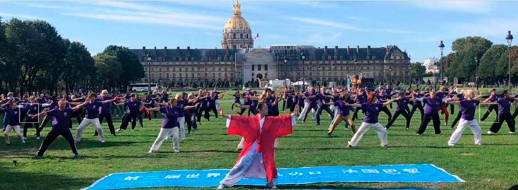 Paris (Main Celebration Centre overseas)