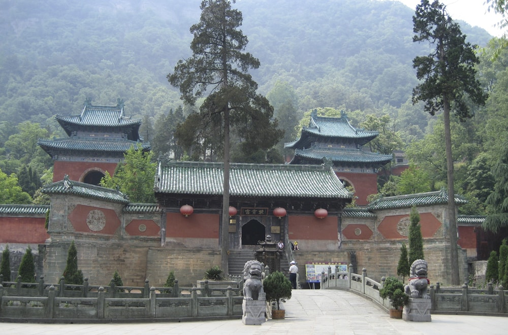 Health Qigong Programs in China