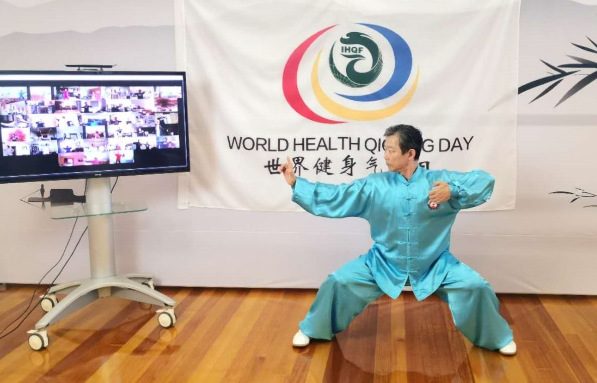 World Health Qigong Day photos