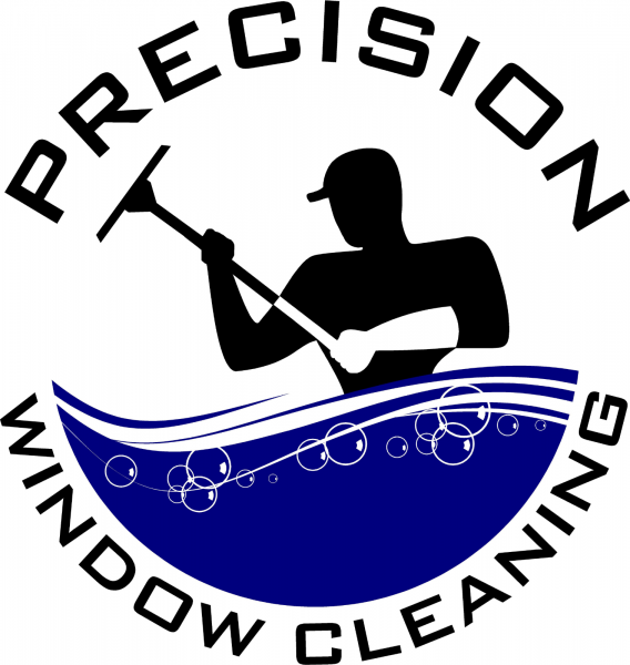 Precision Window Cleaning LLC Logo