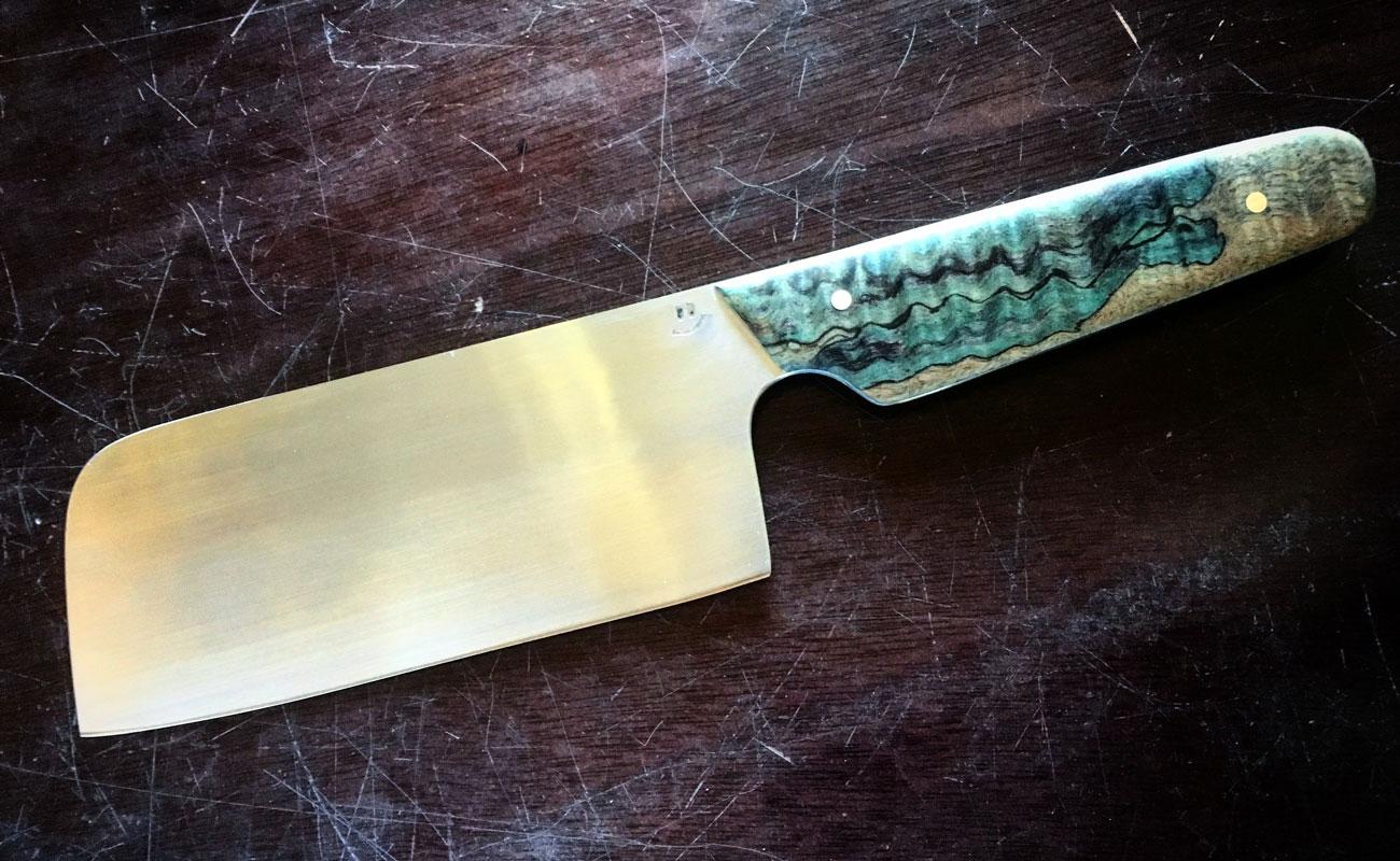 Mike Jones Knife & Tool Custom Kitchen Knives