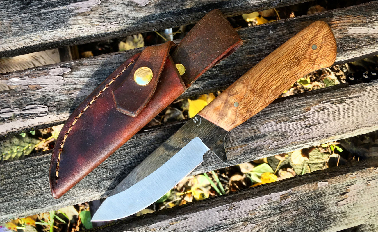 Mike Jones Knife & Tool Custom Outdoor Knives