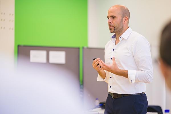 Trainer Jürgen Eisserer