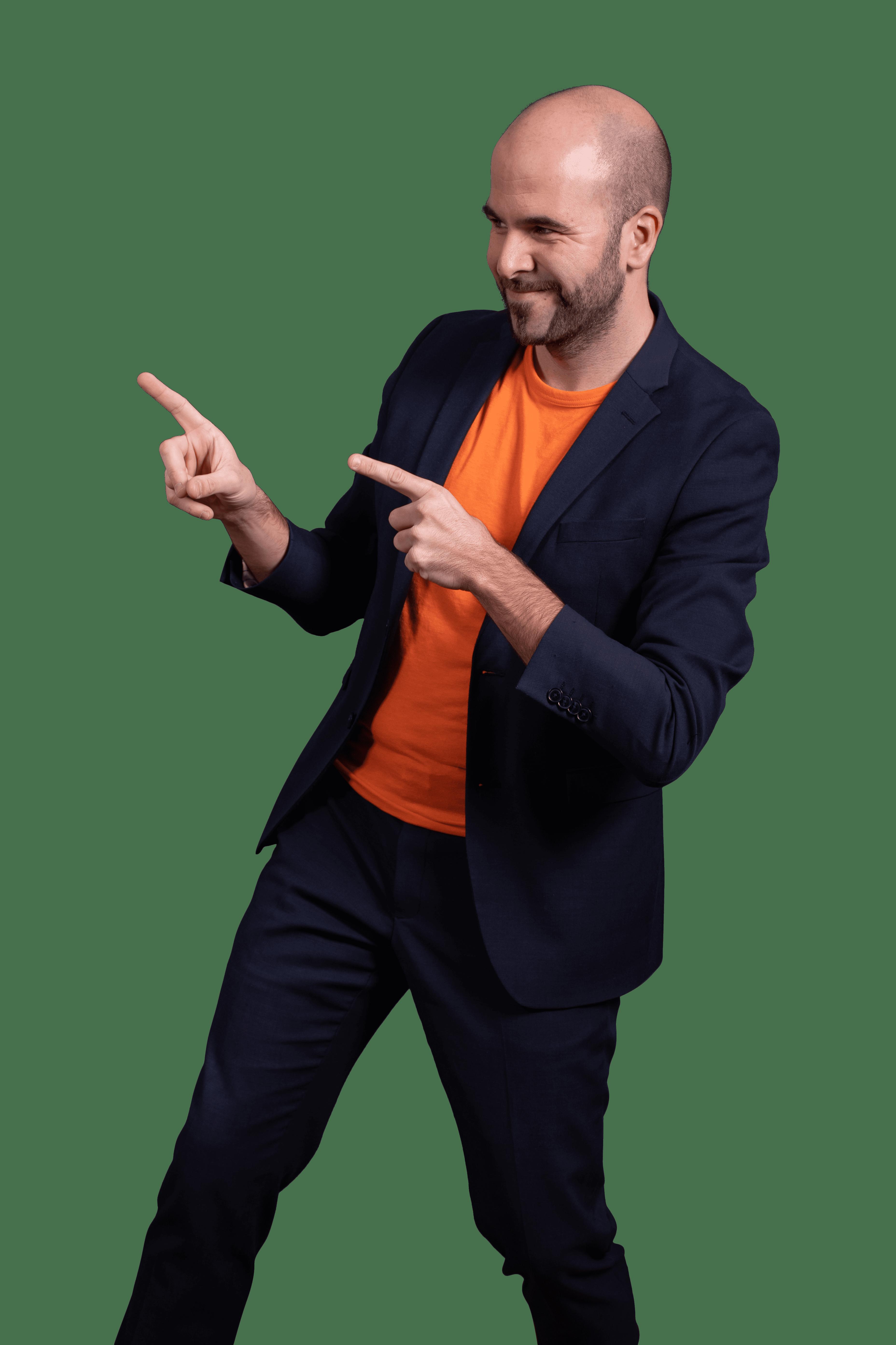 Jürgen Eisserer Verkaufstrainer Mindmaker Mindset Veränderung