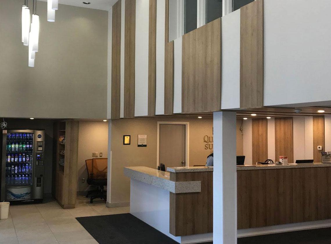 Hôtel Quality Suites Québec