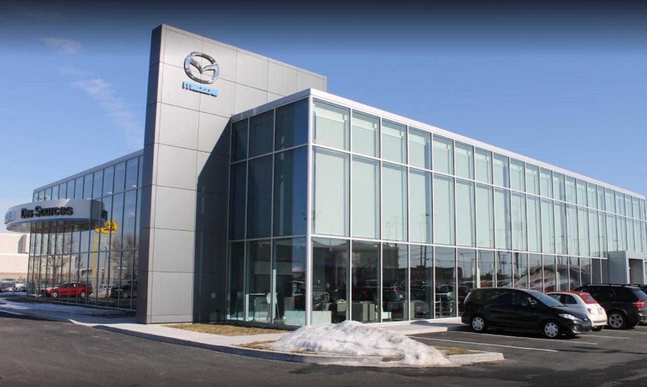 Siège social Mazda Canada (Pointe-Claire)