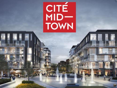 Bureaux Cité Midtown (ML 200)