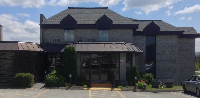 Hôtel Quality Inn. Sherbrooke