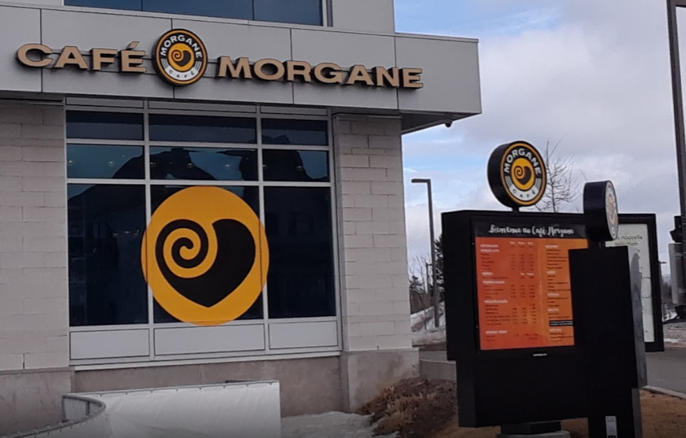 Café Morgan