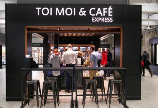 Toi et Moi Café