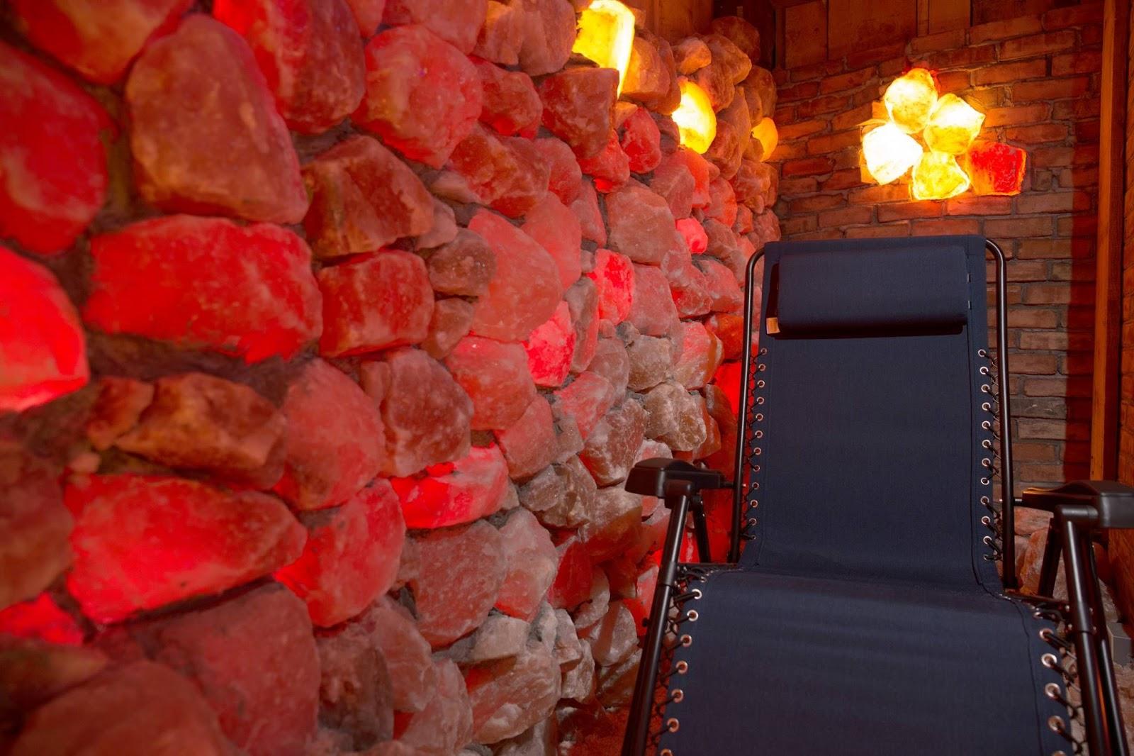 Himalayan Salt Cave in Bruceton Wellness WV